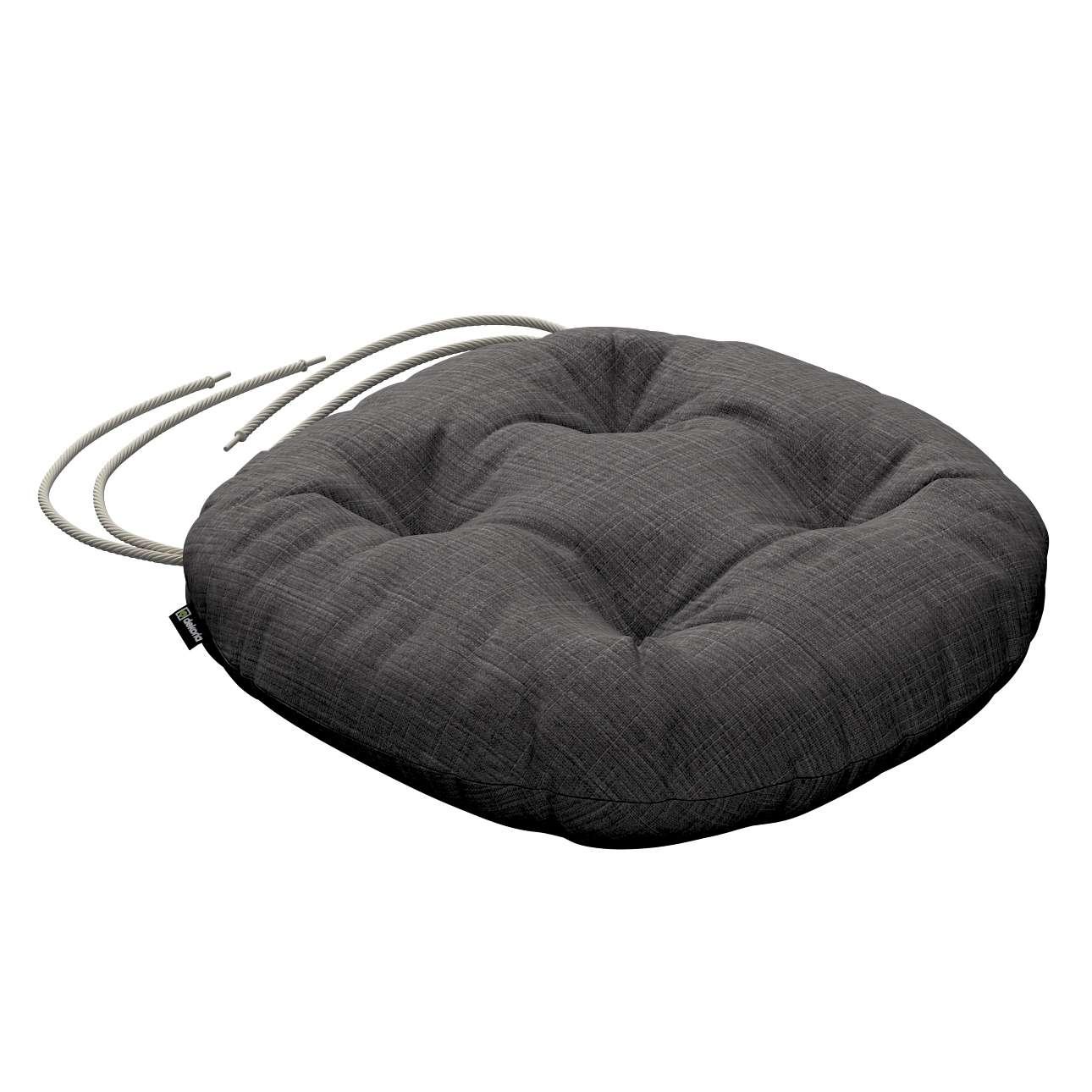 Siedzisko Adam na krzesło w kolekcji Living, tkanina: 161-16