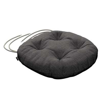 Siedzisko Adam na krzesło 161-16 ciemno szary Kolekcja Living II