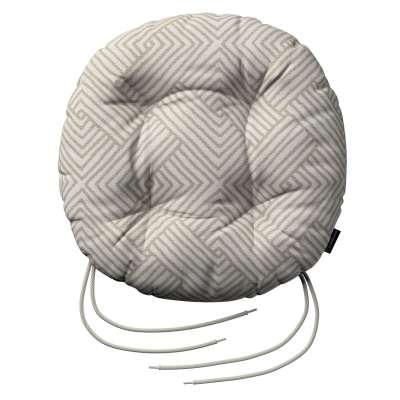 Siedzisko Adam na krzesło w kolekcji Sunny, tkanina: 143-44