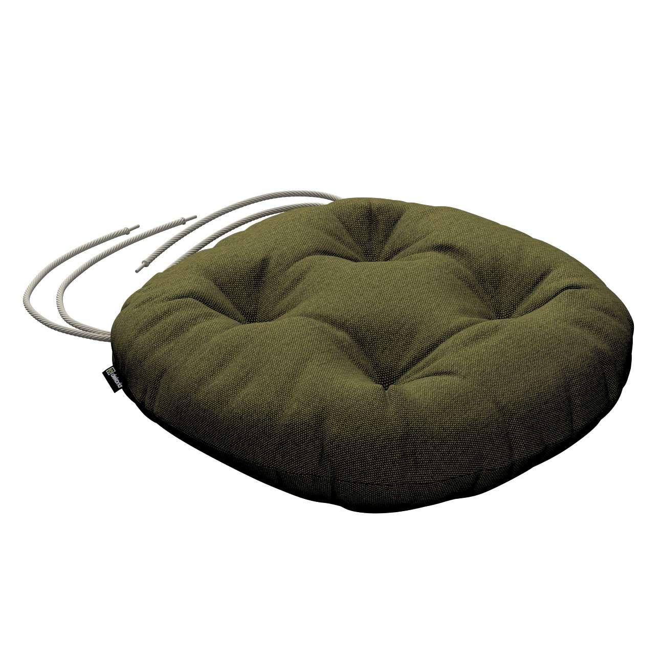 Siedzisko Adam na krzesło w kolekcji Etna, tkanina: 161-26