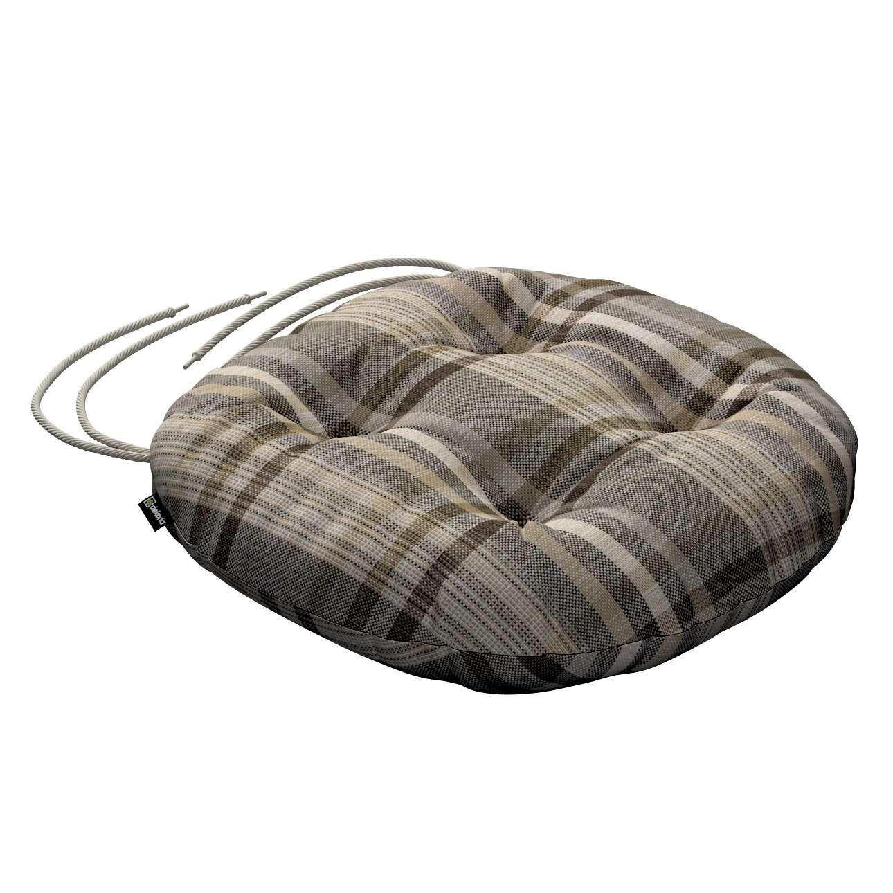 Siedzisko Adam na krzesło w kolekcji Edinburgh, tkanina: 703-17