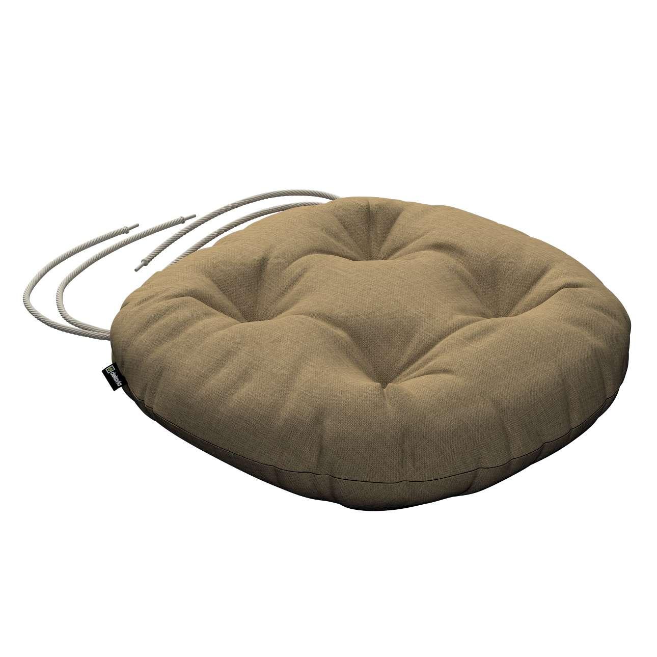 Siedzisko Adam na krzesło w kolekcji Living, tkanina: 161-50