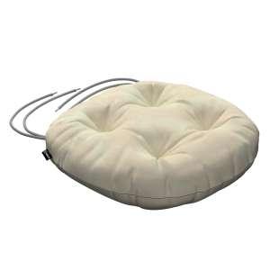 Kėdės pagalvėlė Adam  skersmuo 37x8cm kolekcijoje Damasco, audinys: 613-01