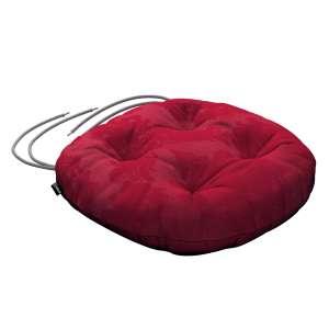 Kėdės pagalvėlė Adam  skersmuo 37x8cm kolekcijoje Damasco, audinys: 613-13