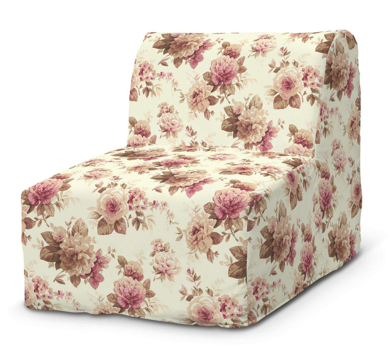 Lycksele chair cover Lycksele chair in collection Mirella, fabric: 141-06