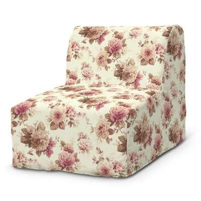 Pokrowiec na fotel Lycksele prosty w kolekcji Londres, tkanina: 141-06
