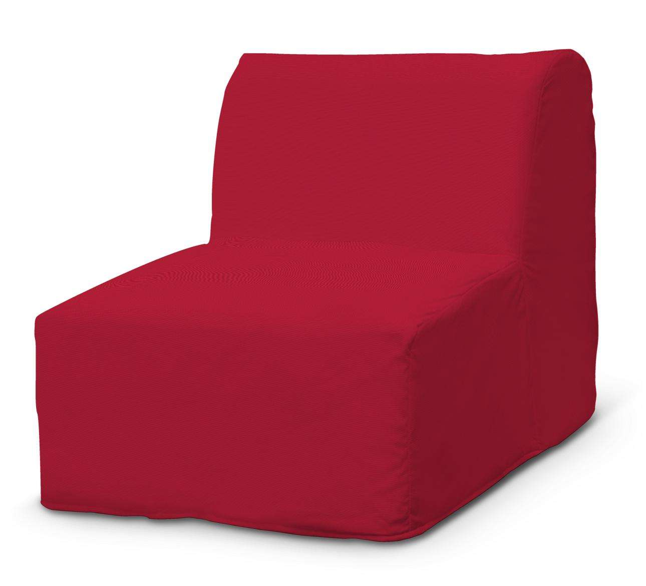 Lycksele Sesselbezug fotel Lycksele von der Kollektion Cotton Panama, Stoff: 702-04