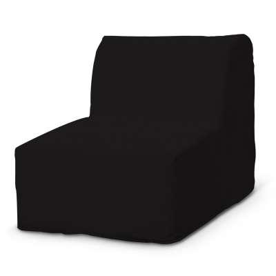 Pokrowiec na fotel Lycksele prosty w kolekcji Cotton Panama, tkanina: 702-09