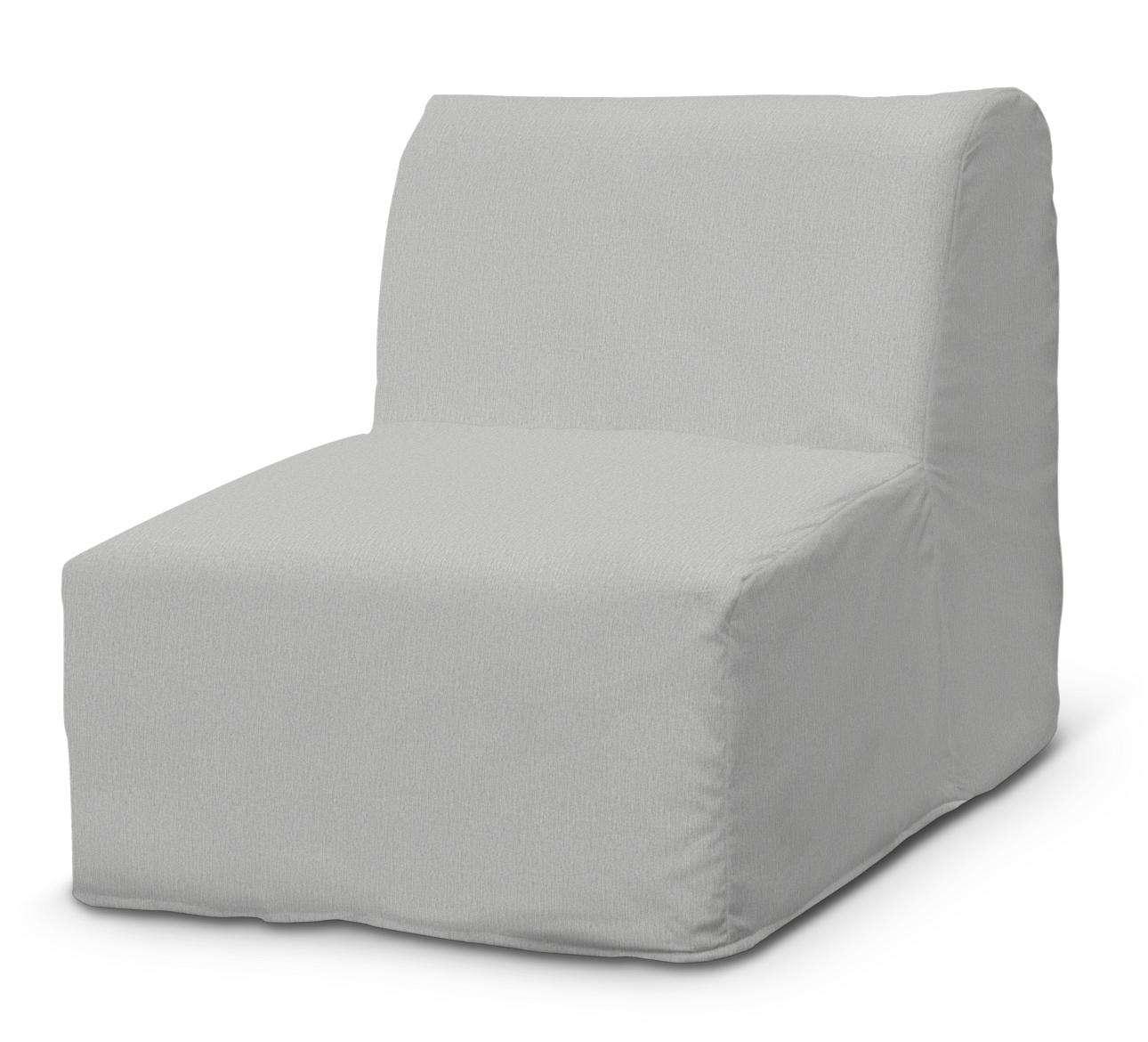 Pokrowiec na fotel Lycksele prosty fotel Lycksele w kolekcji Chenille, tkanina: 702-23
