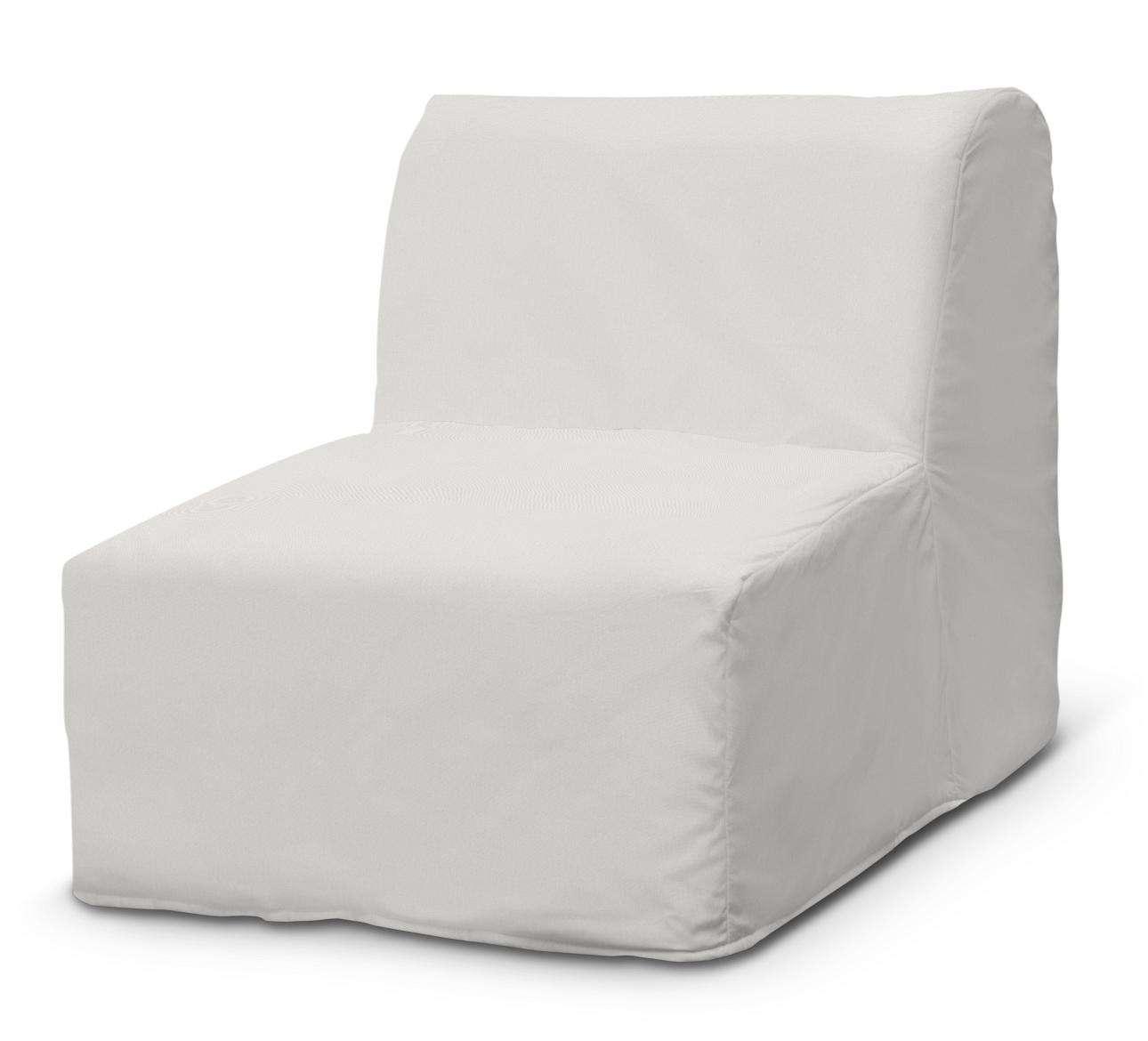 Pokrowiec na fotel Lycksele prosty fotel Lycksele w kolekcji Etna , tkanina: 705-01
