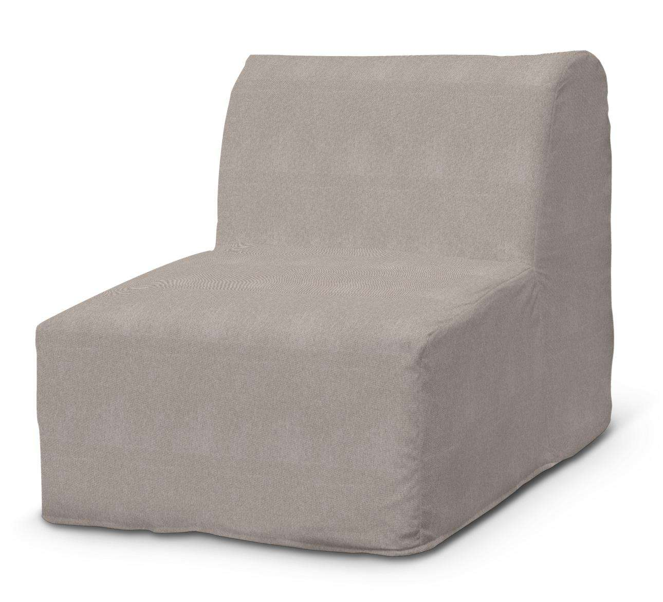 Lycksele Sesselbezug fotel Lycksele von der Kollektion Etna, Stoff: 705-09