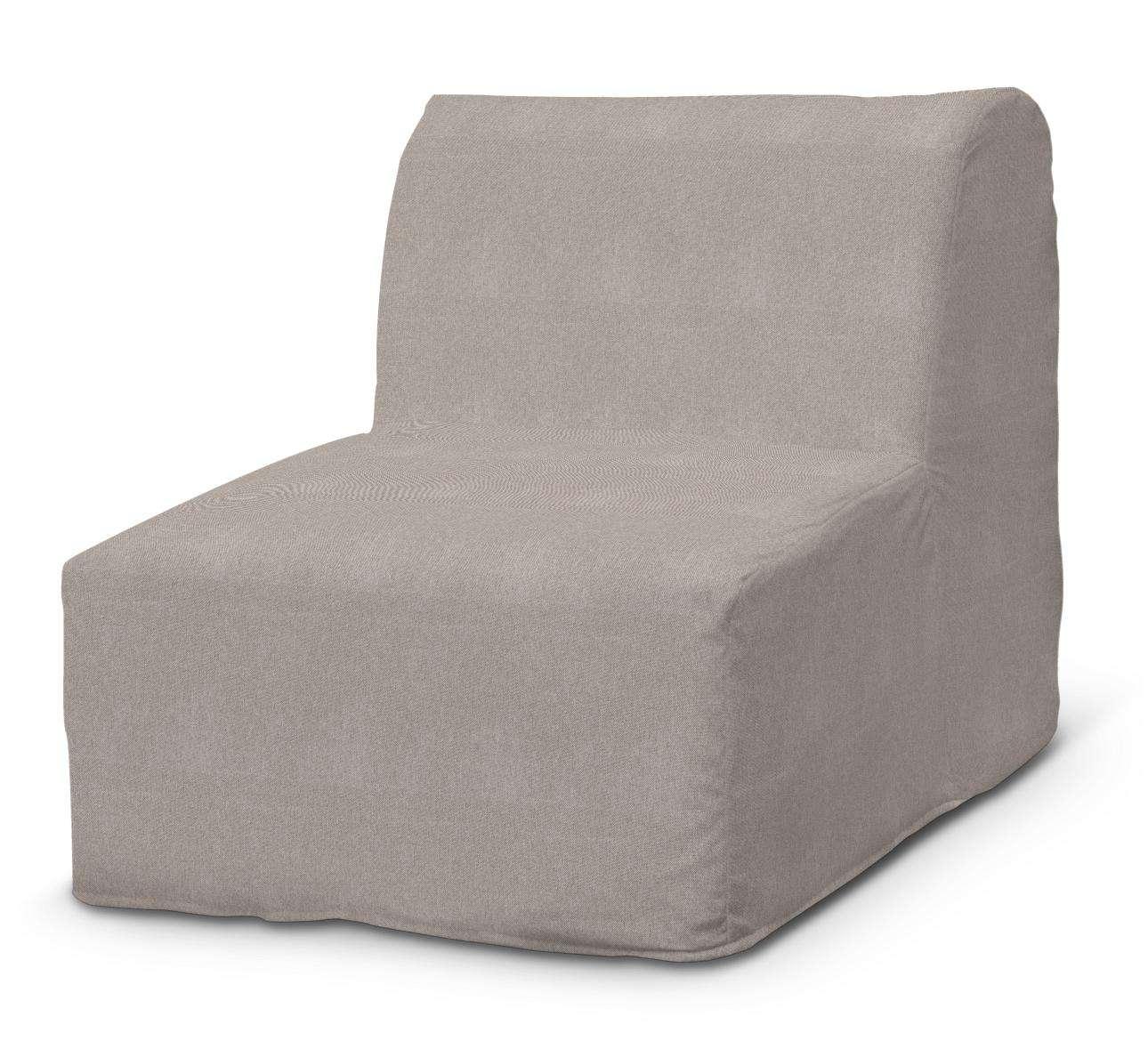 Pokrowiec na fotel Lycksele prosty w kolekcji Etna, tkanina: 705-09