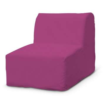 Pokrowiec na fotel Lycksele prosty fotel Lycksele w kolekcji Etna , tkanina: 705-23