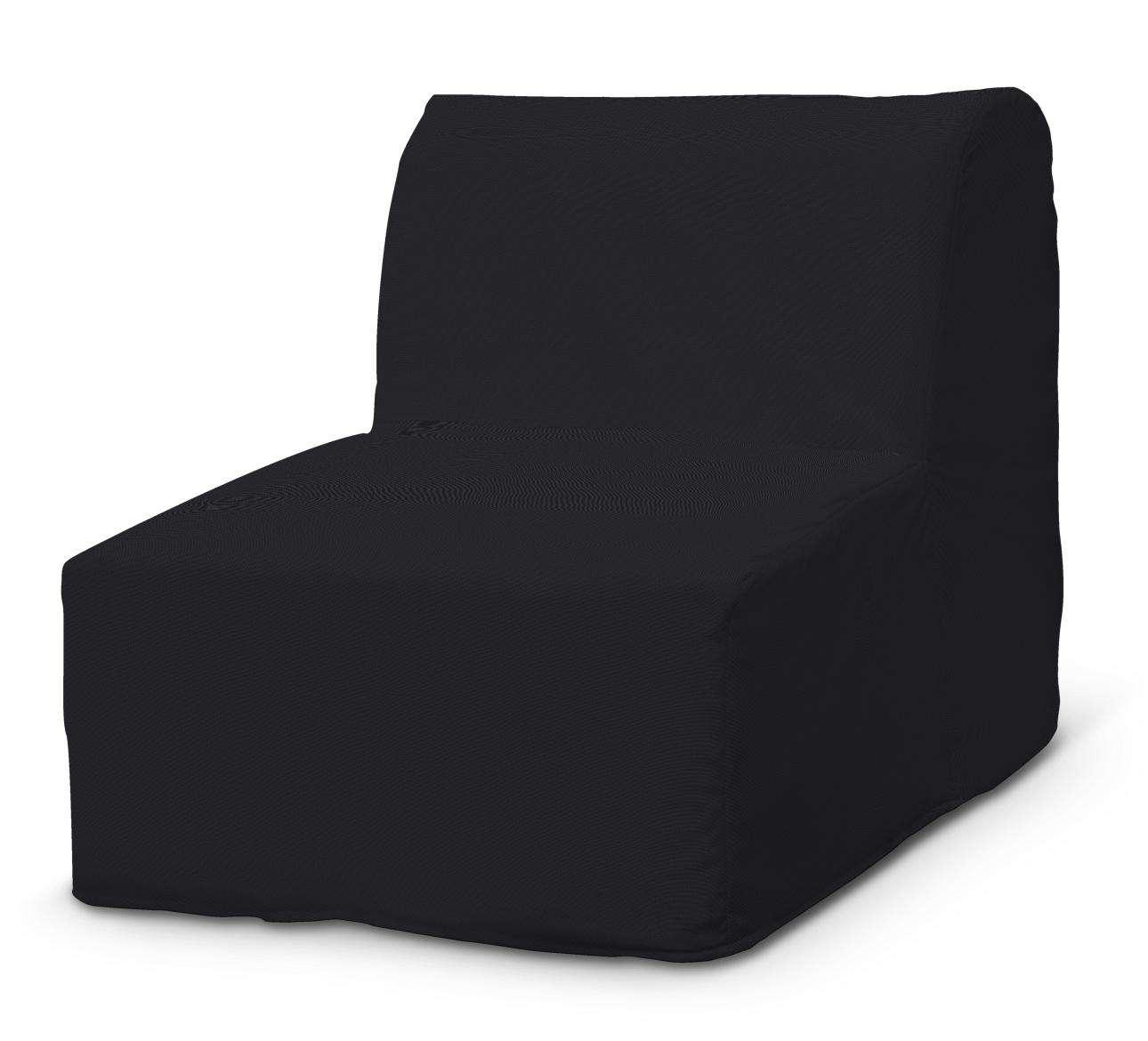 Pokrowiec na fotel Lycksele prosty fotel Lycksele w kolekcji Etna , tkanina: 705-00