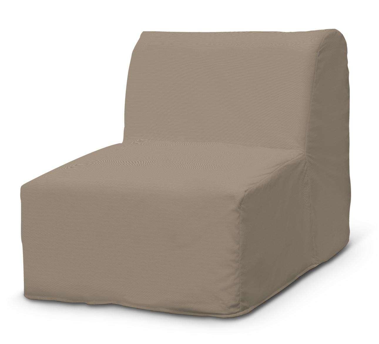 Lycksele fotelio užvalkalas Lycksele fotelis kolekcijoje Cotton Panama, audinys: 702-28