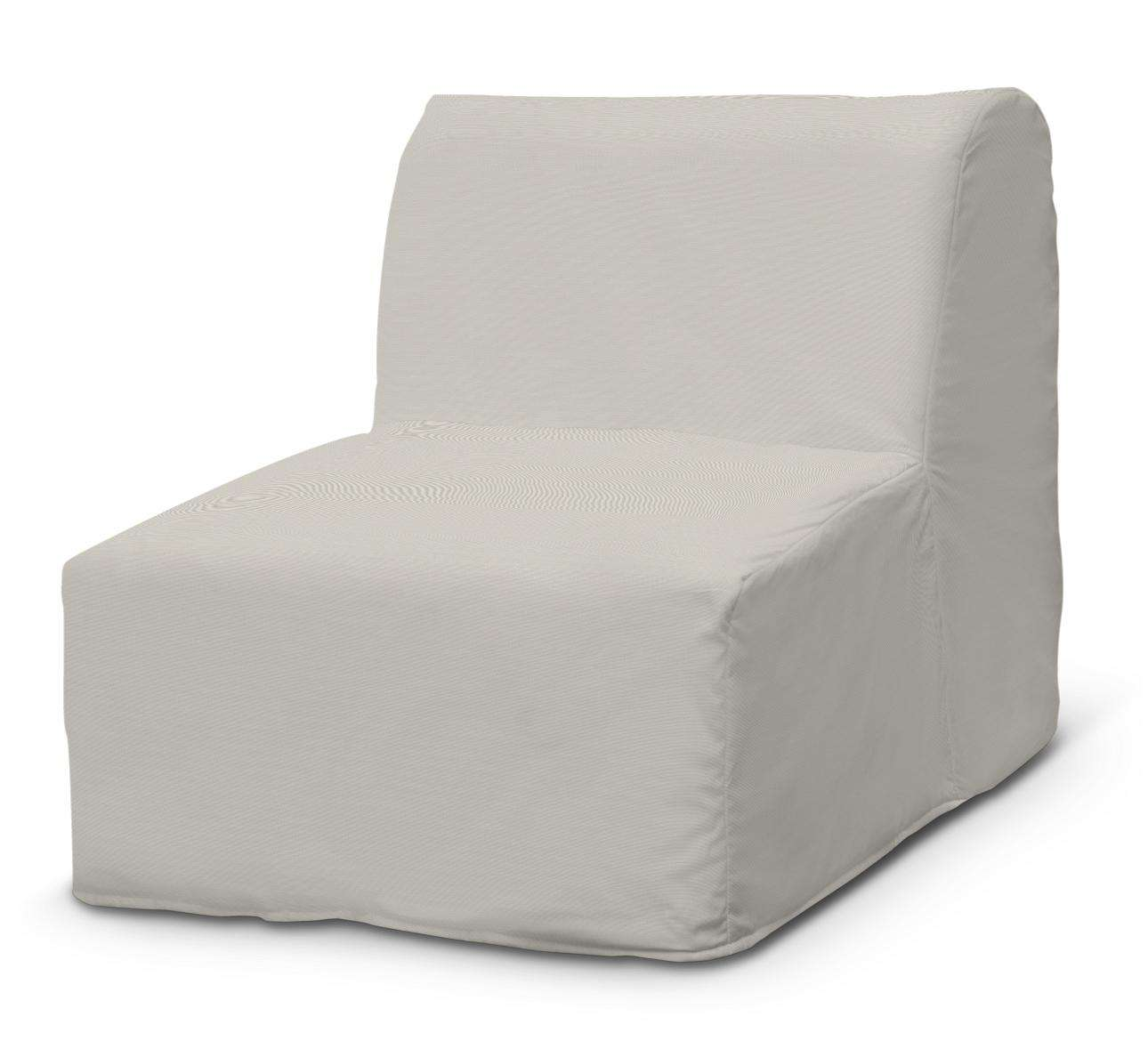 Lycksele fotelio užvalkalas Lycksele fotelis kolekcijoje Cotton Panama, audinys: 702-31