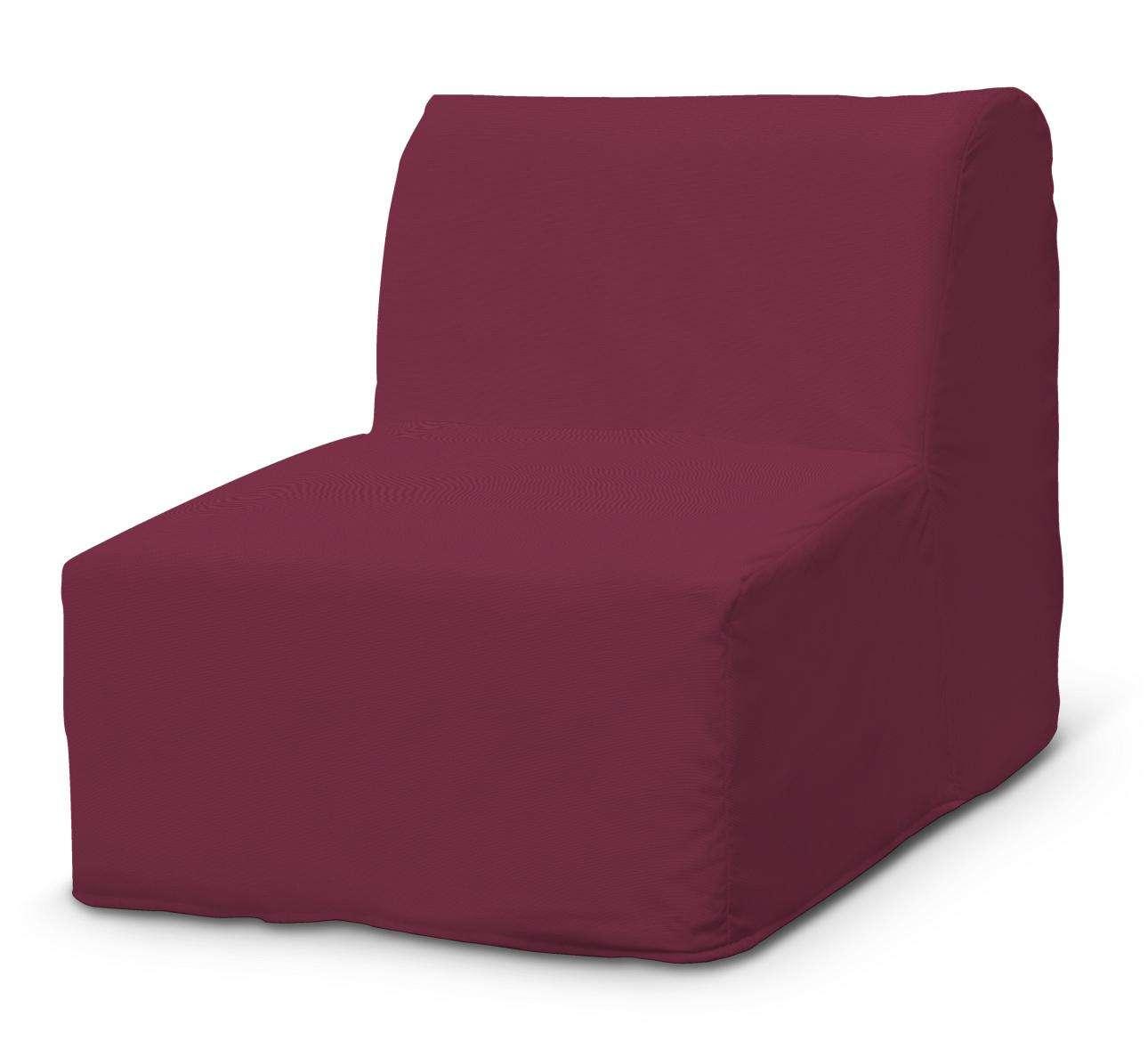 Lycksele fotelio užvalkalas Lycksele fotelis kolekcijoje Cotton Panama, audinys: 702-32