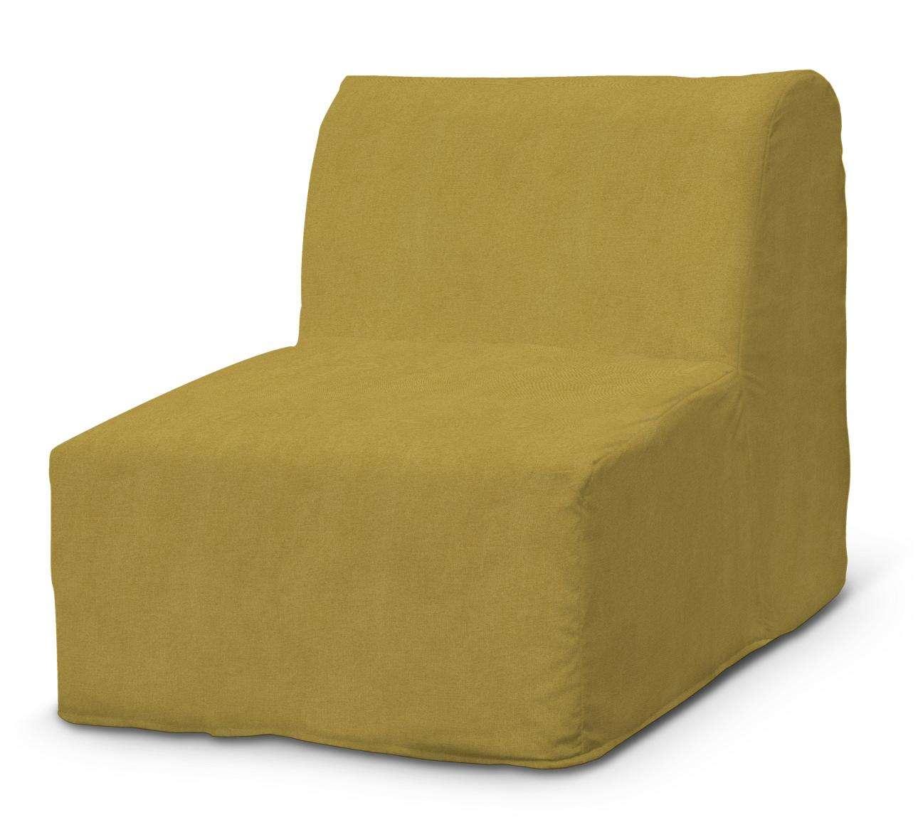 Pokrowiec na fotel Lycksele prosty fotel Lycksele w kolekcji Etna , tkanina: 705-04