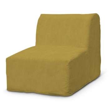 Pokrowiec na fotel Lycksele prosty w kolekcji Etna, tkanina: 705-04