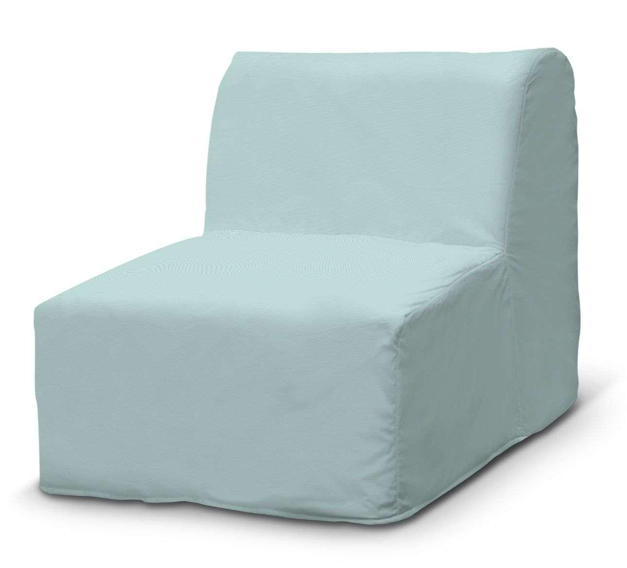 Lycksele fotelio užvalkalas Lycksele fotelis kolekcijoje Cotton Panama, audinys: 702-10