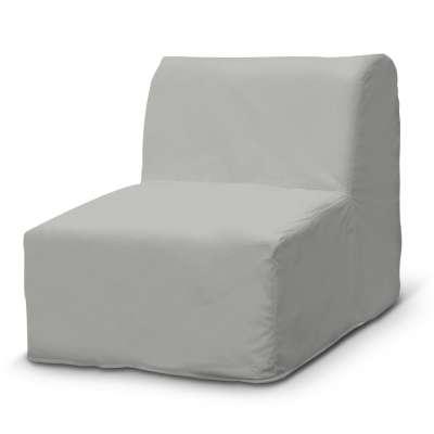 Pokrowiec na fotel Lycksele prosty w kolekcji Living II, tkanina: 161-18