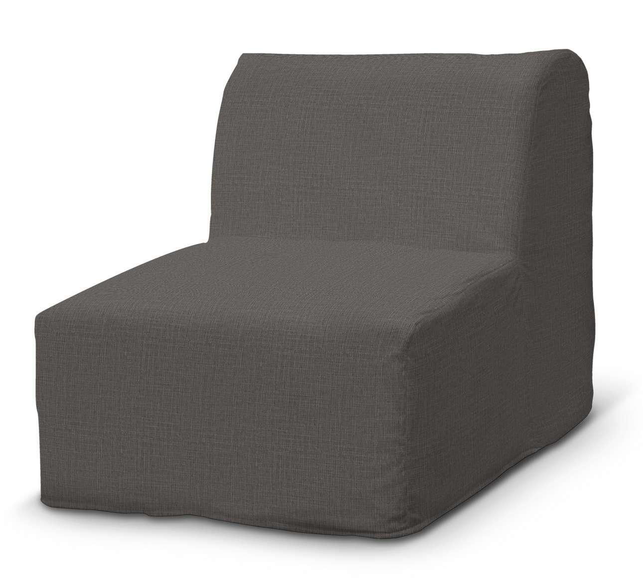Pokrowiec na fotel Lycksele prosty w kolekcji Living II, tkanina: 161-16