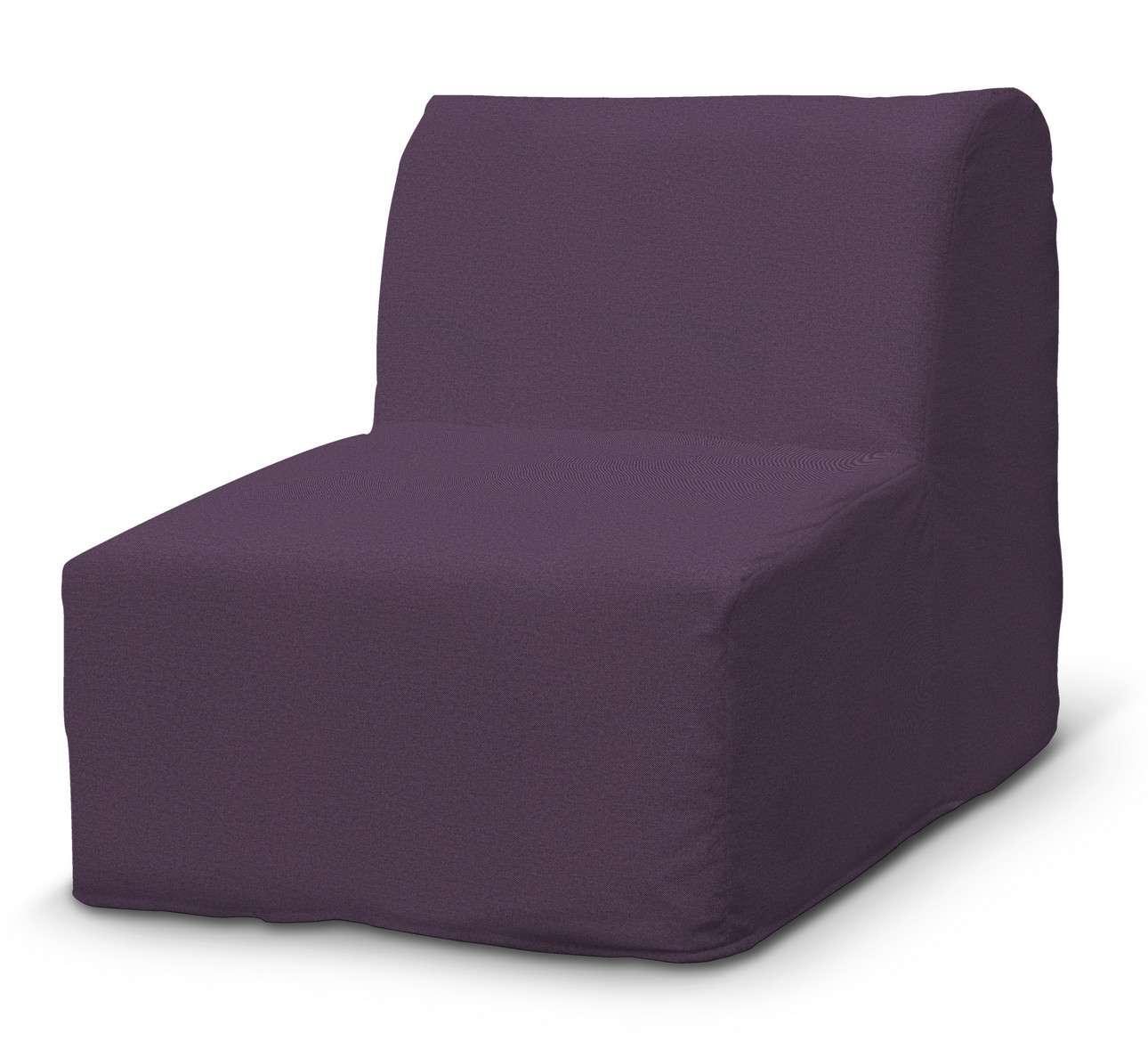 Pokrowiec na fotel Lycksele prosty w kolekcji Etna, tkanina: 161-27