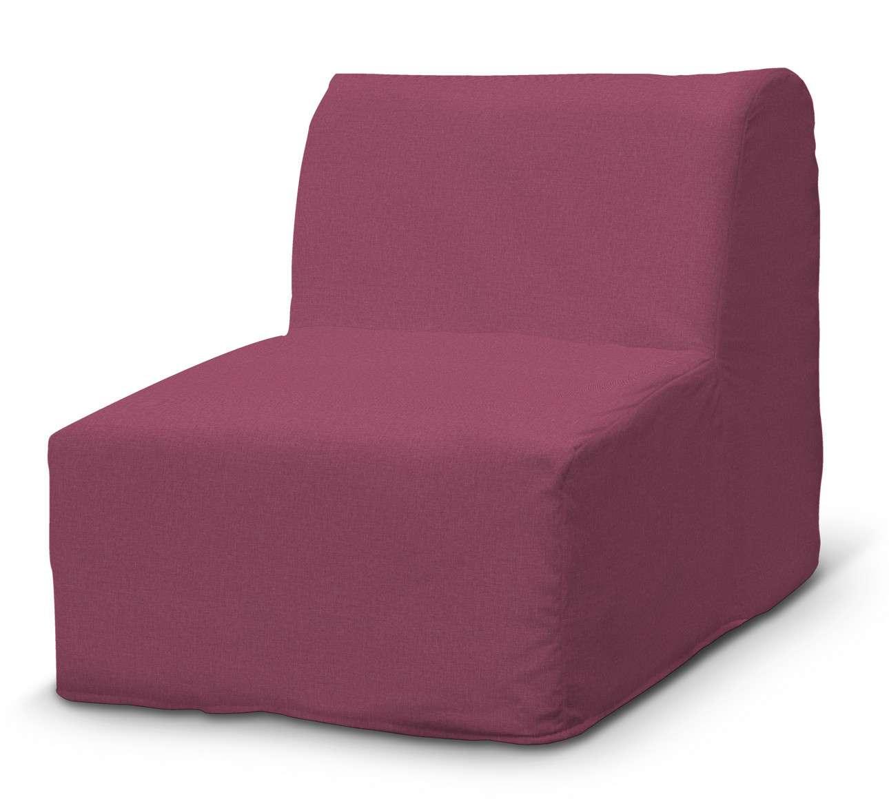 Pokrowiec na fotel Lycksele prosty w kolekcji Living, tkanina: 160-44