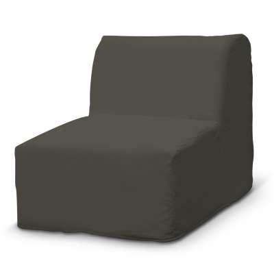 Pokrowiec na fotel Lycksele prosty w kolekcji Living, tkanina: 161-55