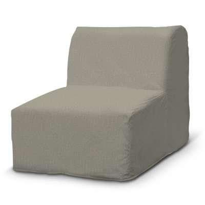 Lycksele fotelio užvalkalas 704-80 pilkai smėlio spalvos šenilinis audinys Kolekcija City