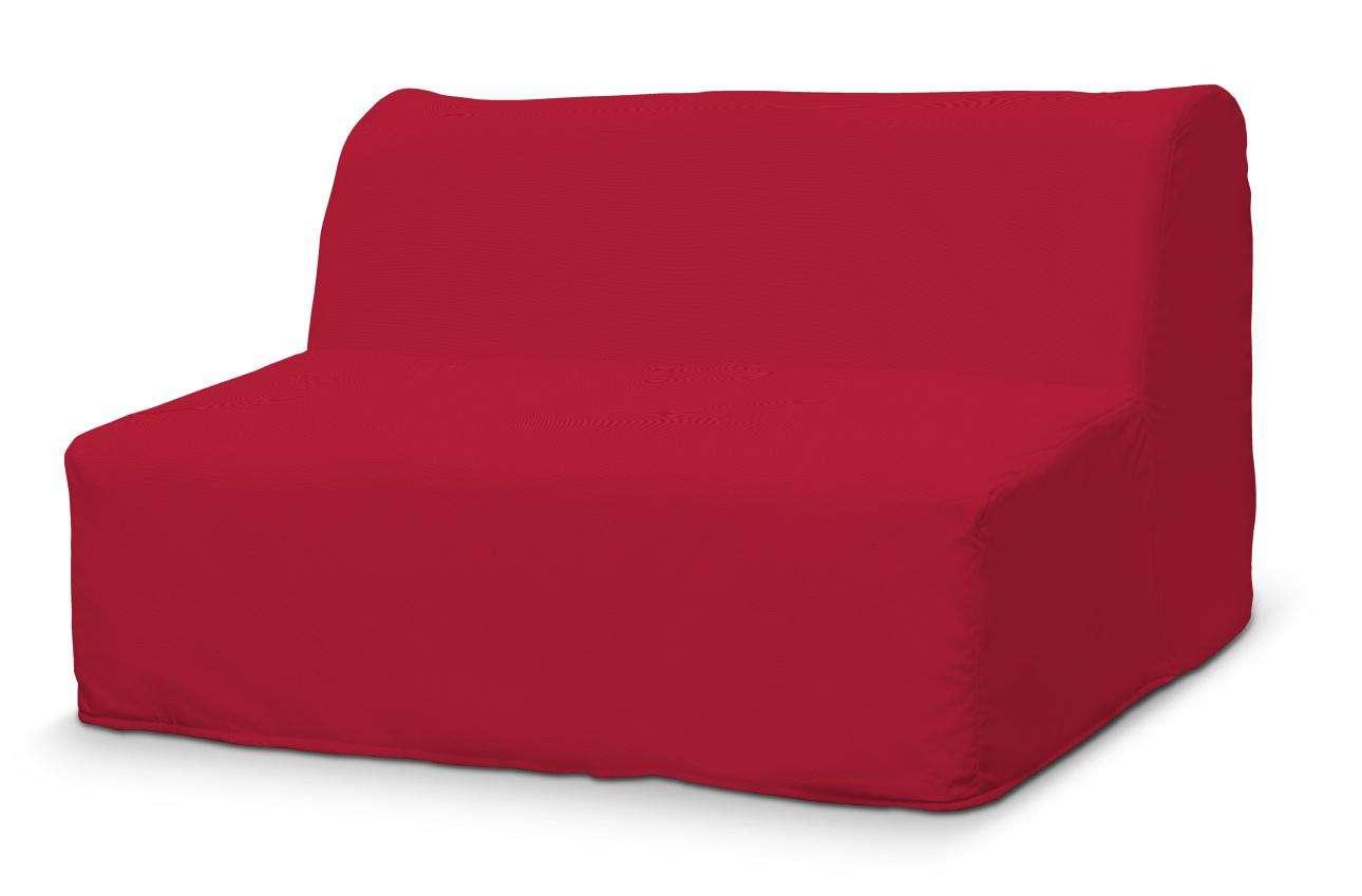 Pokrowiec na sofę Lycksele prosty sofa Lycksele w kolekcji Cotton Panama, tkanina: 702-04