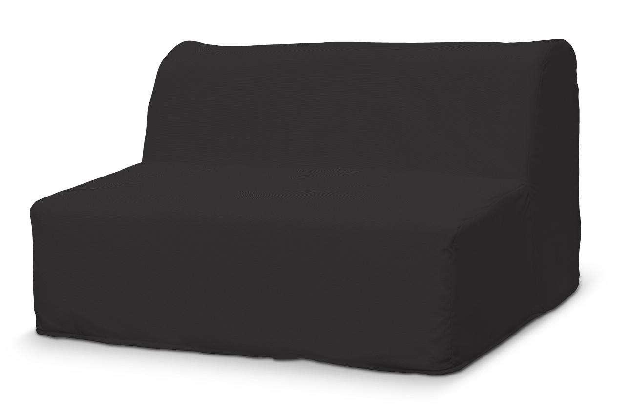 Pokrowiec na sofę Lycksele prosty sofa Lycksele w kolekcji Cotton Panama, tkanina: 702-08