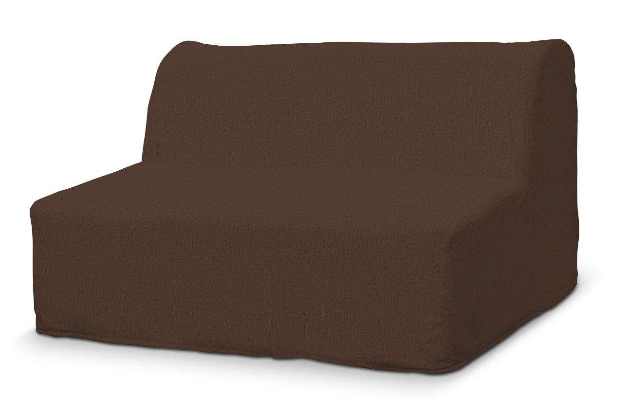 Pokrowiec na sofę Lycksele prosty w kolekcji Chenille, tkanina: 702-18