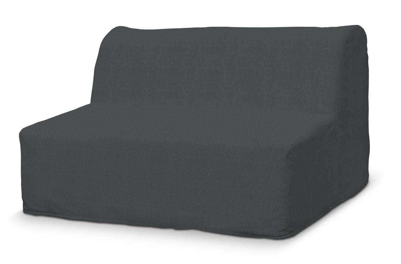 Pokrowiec na sofę Lycksele prosty sofa Lycksele w kolekcji Chenille, tkanina: 702-20