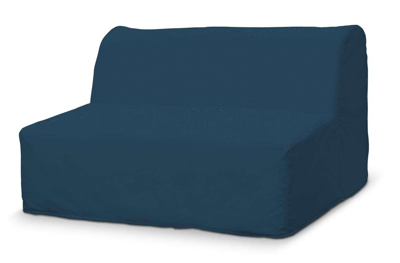 Pokrowiec na sofę Lycksele prosty sofa Lycksele w kolekcji Cotton Panama, tkanina: 702-30