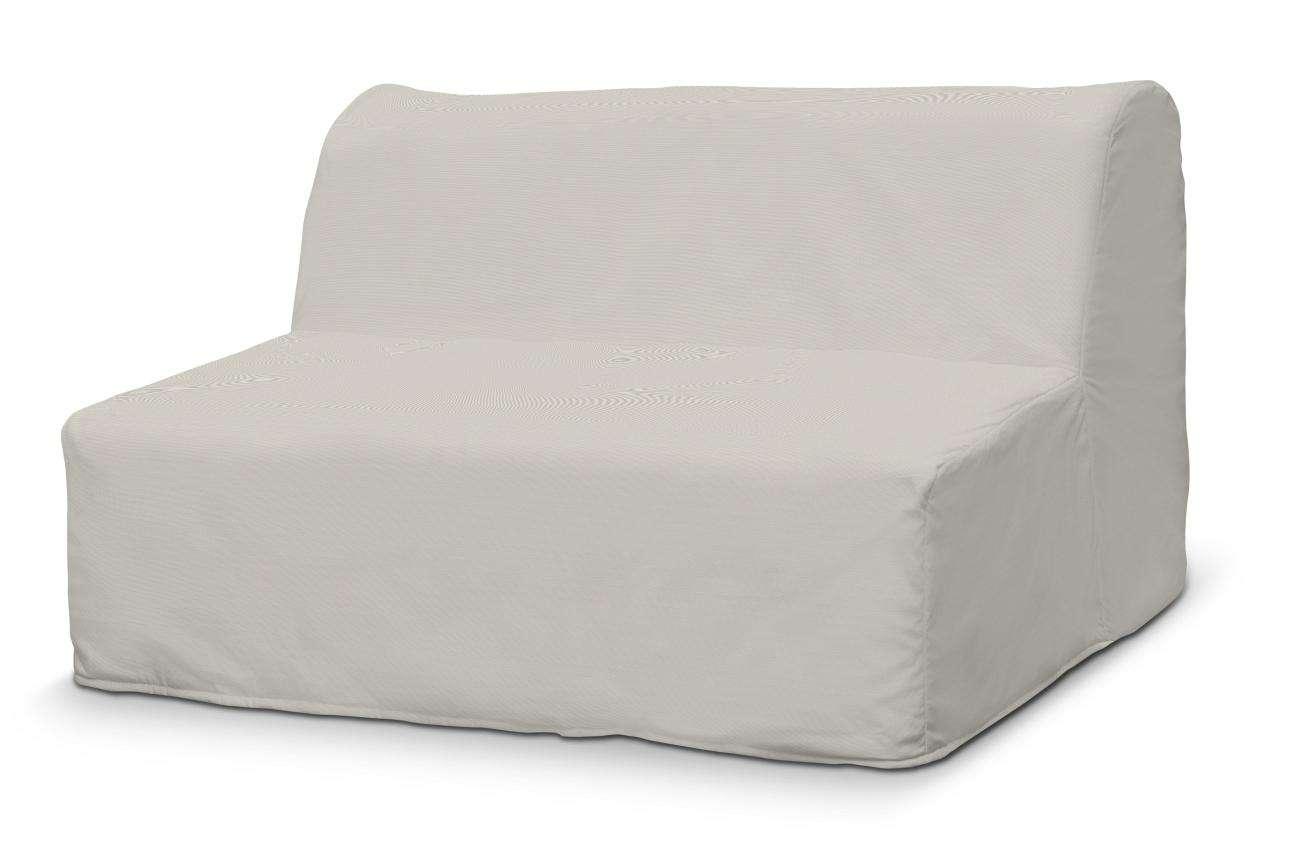 Pokrowiec na sofę Lycksele prosty sofa Lycksele w kolekcji Cotton Panama, tkanina: 702-31