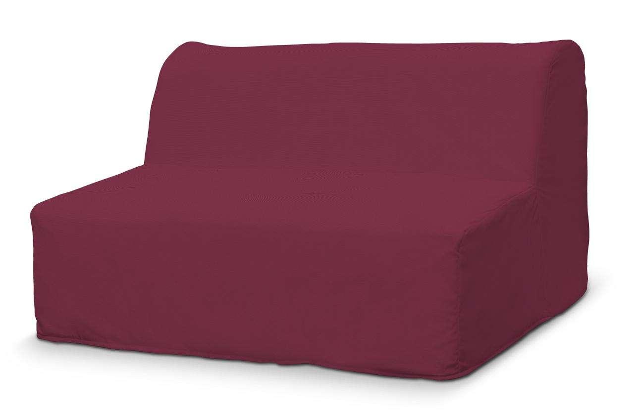 Pokrowiec na sofę Lycksele prosty sofa Lycksele w kolekcji Cotton Panama, tkanina: 702-32