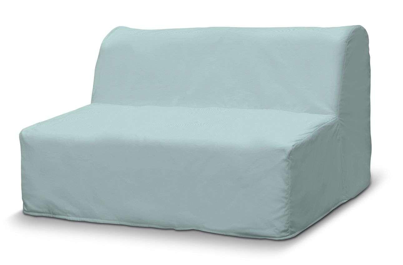 Pokrowiec na sofę Lycksele prosty sofa Lycksele w kolekcji Cotton Panama, tkanina: 702-10