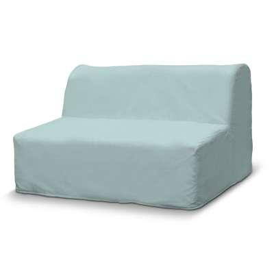 Pokrowiec na sofę Lycksele prosty w kolekcji Cotton Panama, tkanina: 702-10