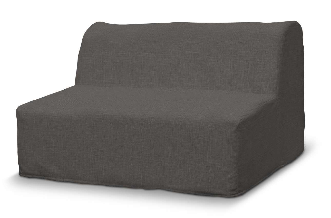 Pokrowiec na sofę Lycksele prosty w kolekcji Living, tkanina: 161-16