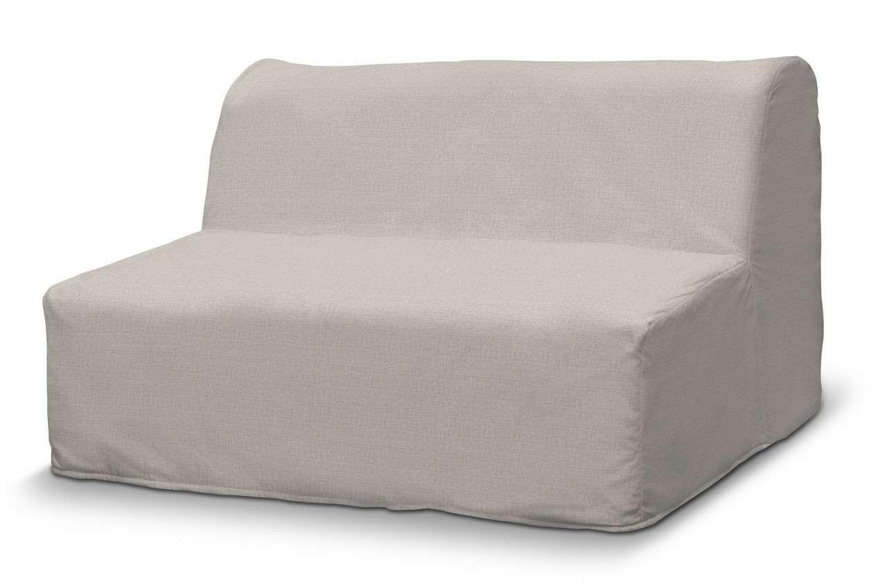 Pokrowiec na sofę Lycksele prosty w kolekcji Living, tkanina: 161-00