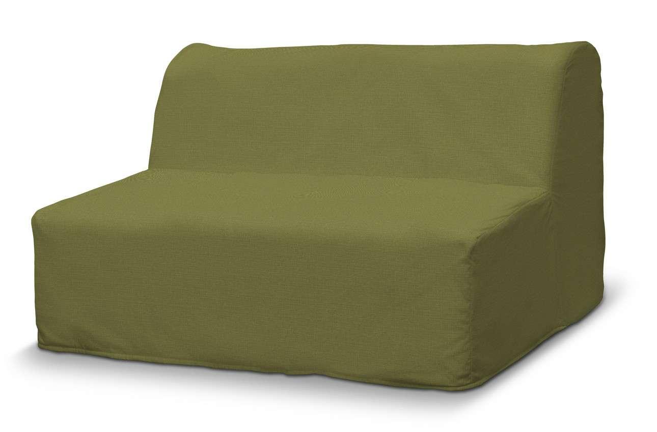 Pokrowiec na sofę Lycksele prosty w kolekcji Living, tkanina: 161-13