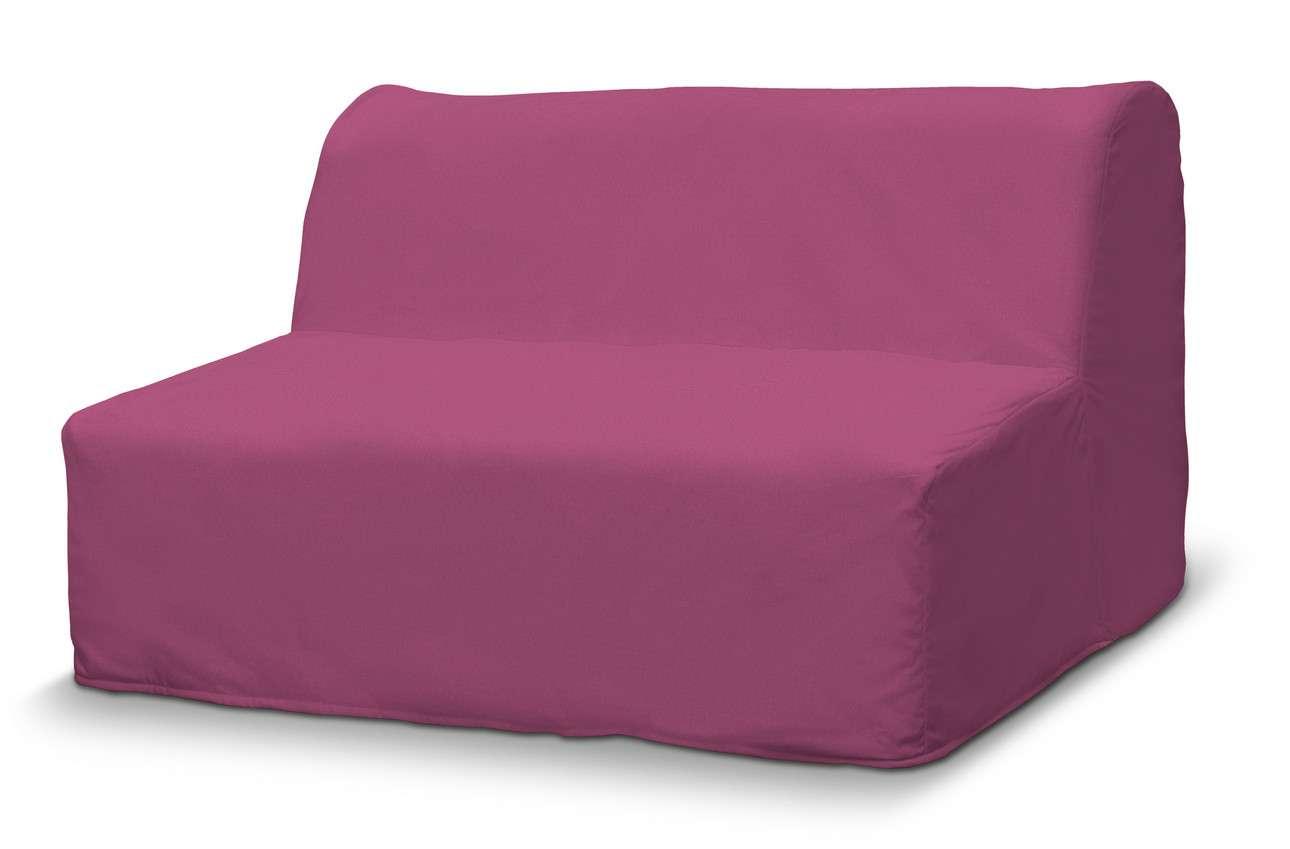 Pokrowiec na sofę Lycksele prosty w kolekcji Living, tkanina: 161-29
