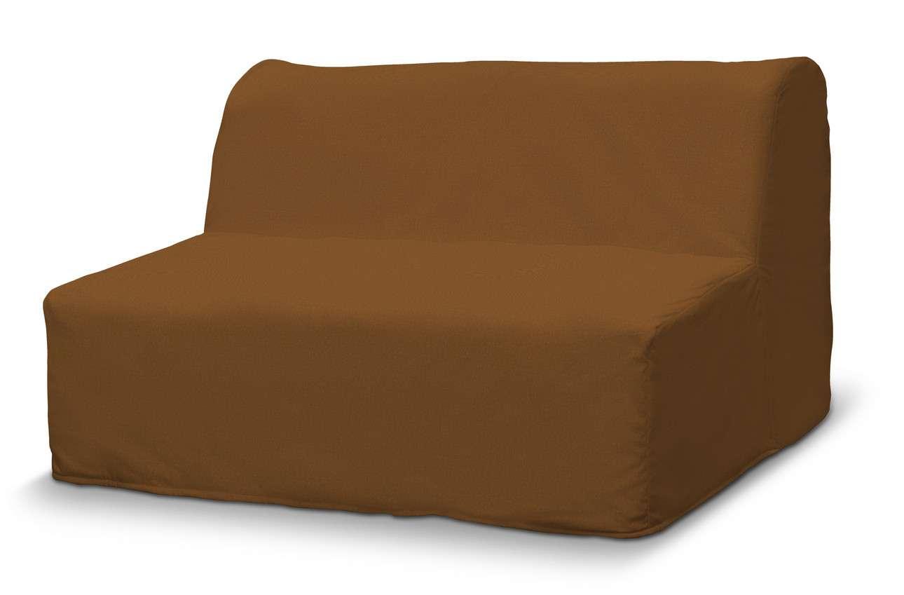 Pokrowiec na sofę Lycksele prosty w kolekcji Living, tkanina: 161-28