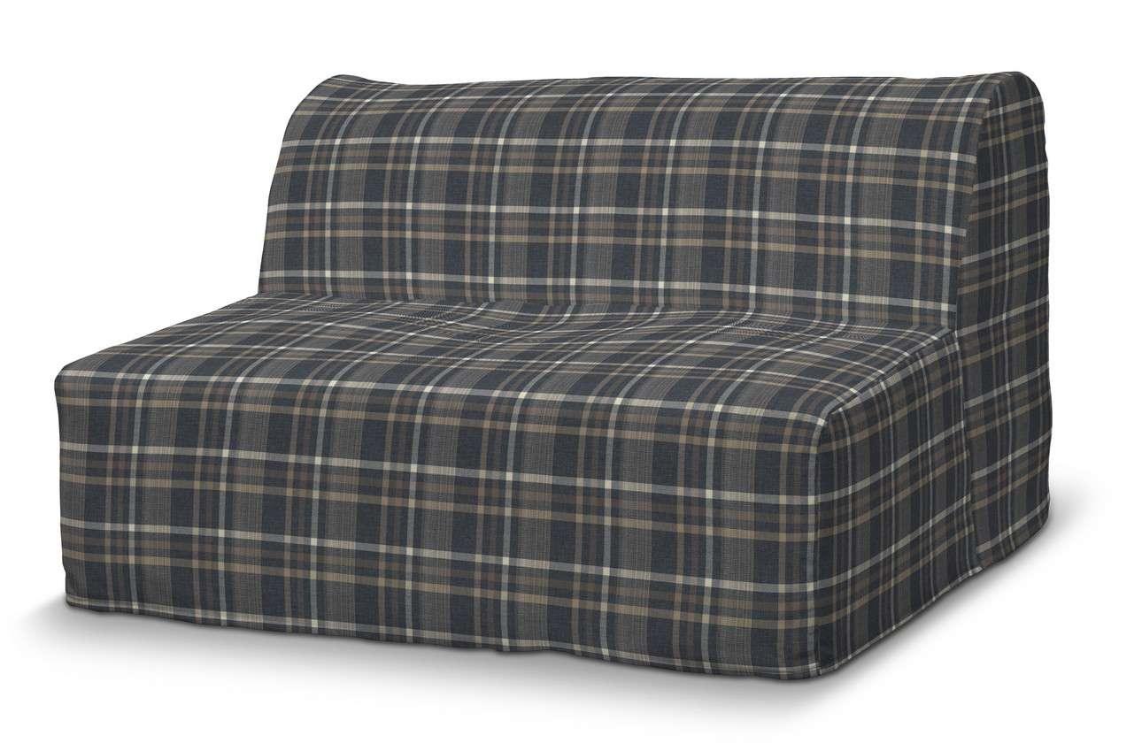Pokrowiec na sofę Lycksele prosty w kolekcji Edinburgh, tkanina: 703-16