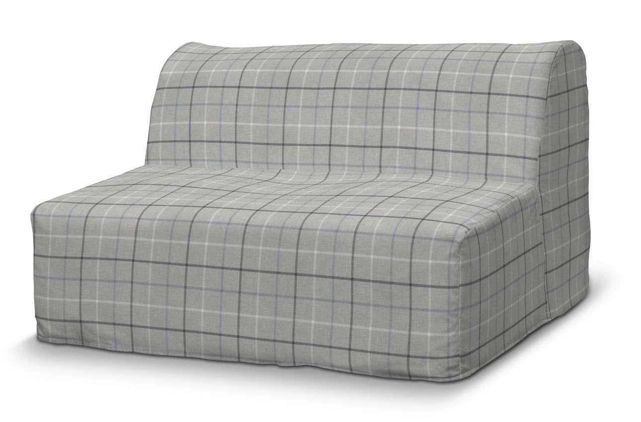 Pokrowiec na sofę Lycksele prosty w kolekcji Edinburgh, tkanina: 703-18