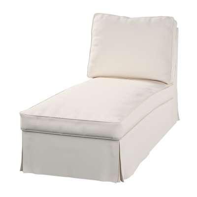 Pokrowiec na szezlong/ leżankę Ektorp wolnostojący prosty tył IKEA