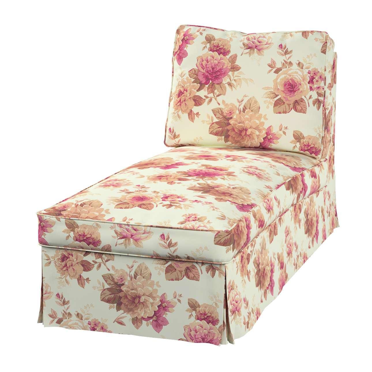 Ektorp gulimojo krėslo užvalkalas (be porankių, tiesus atlošas) Ektorp gulimasis krėslas be porankių, tiesiu atlošu, be suapavalinimų kolekcijoje Mirella, audinys: 141-06