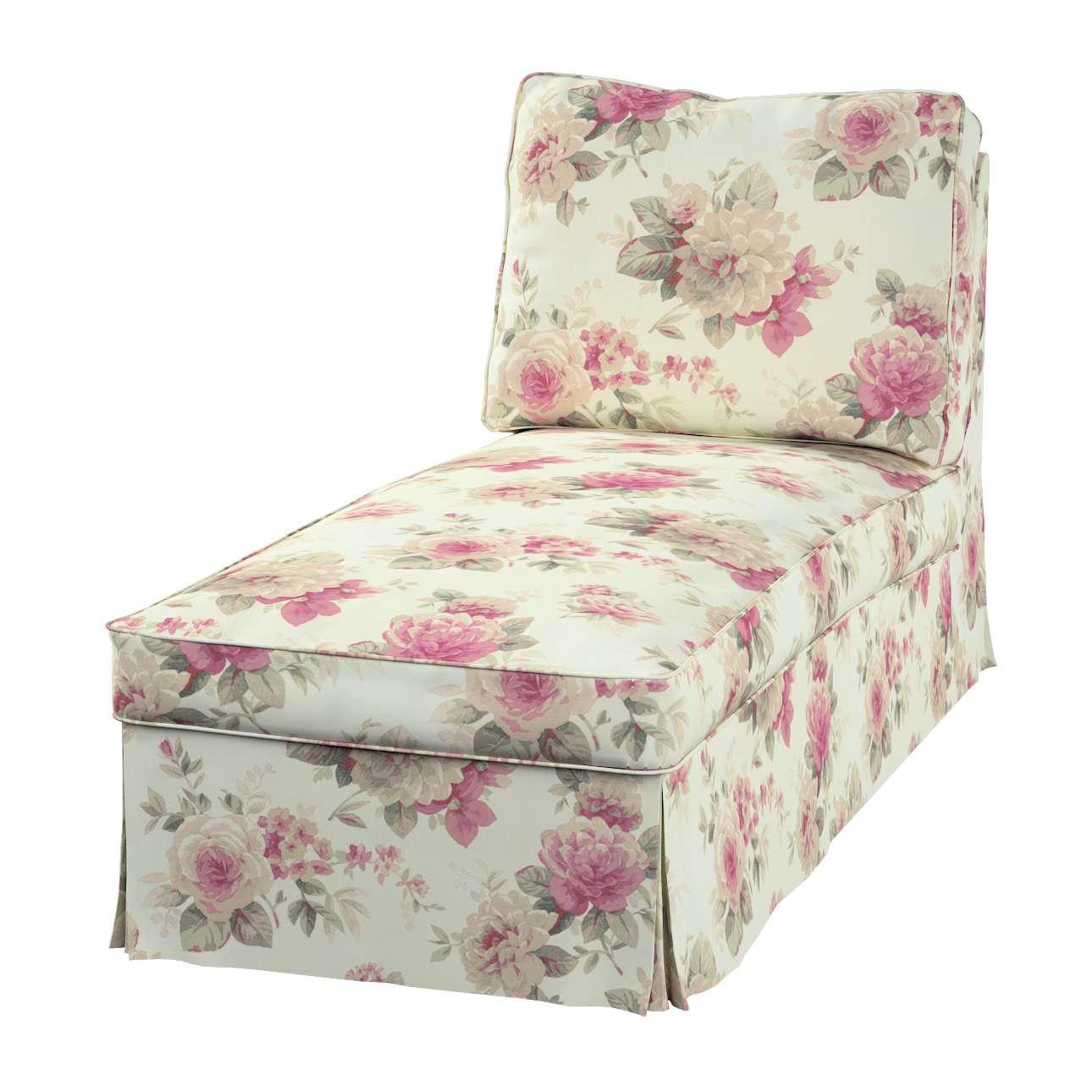 Ektorp gulimojo krėslo užvalkalas (be porankių, tiesus atlošas) Ektorp gulimasis krėslas be porankių, tiesiu atlošu, be suapavalinimų kolekcijoje Mirella, audinys: 141-07