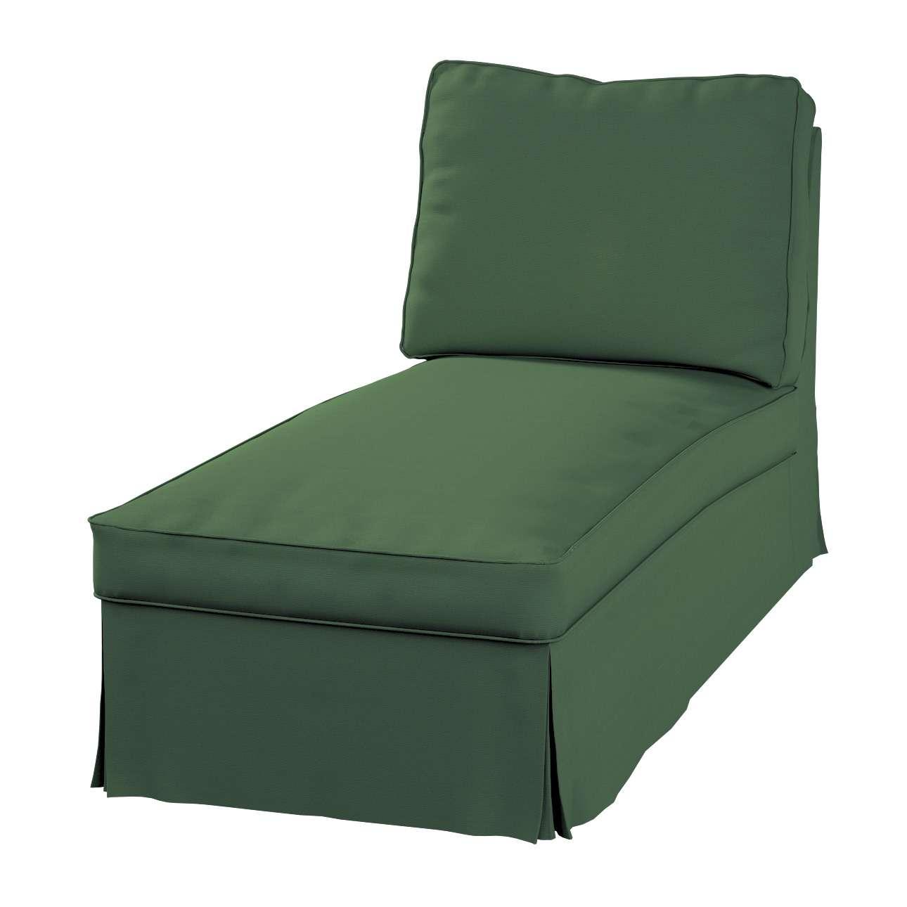 Ektorp gulimojo krėslo užvalkalas (be porankių, tiesus atlošas) Ektorp gulimasis krėslas be porankių, tiesiu atlošu, be suapavalinimų kolekcijoje Cotton Panama, audinys: 702-06